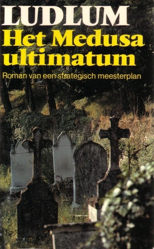 Robert Ludlum - Het Medusa ultimatum