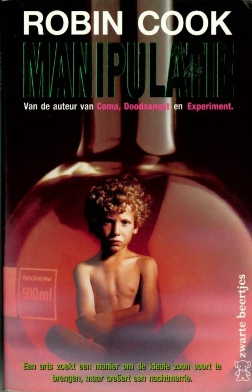 Robin Cook - Manipulatie