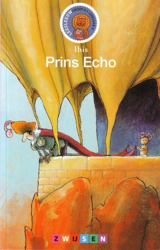 Leesleeuw Groep 6: 8. Ibis - Prins Echo