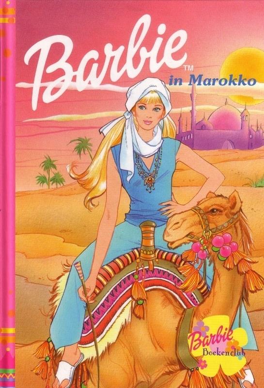 Barbie Boekenclub - Barbie in Marokko