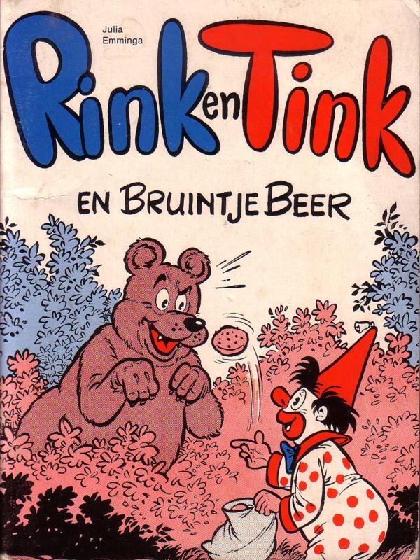 Julia Emminga - Rink en Tink en Bruintje Beer