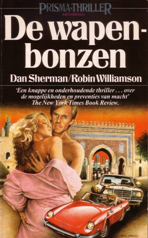 Dan Sherman/Robin Williamson - De wapenbonzen