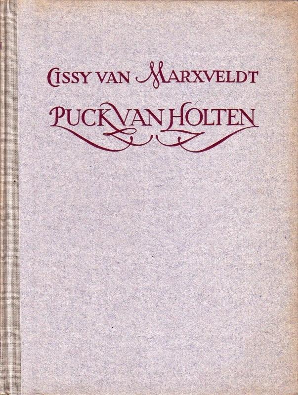Cissy van Marxveldt - Puck van Holten