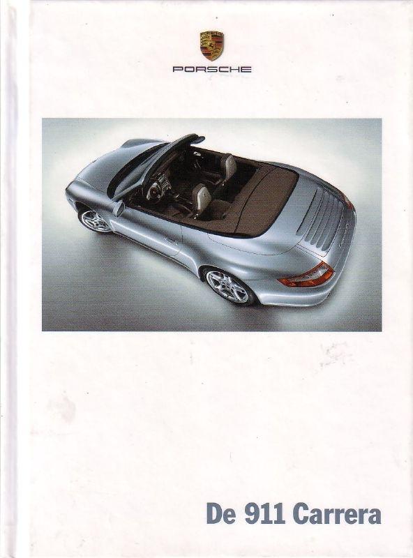 Porsche - De 911 Carrera