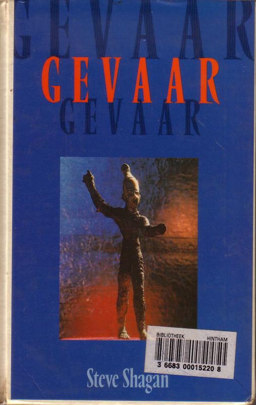Steve Shagan - Gevaar