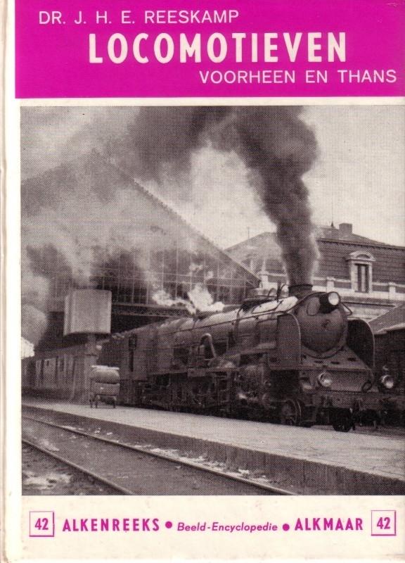 J.H.E. Reeskamp - Locomotieven
