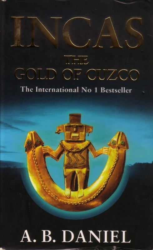 A.B. Daniel - Incas: 2. The Gold of Cuzco