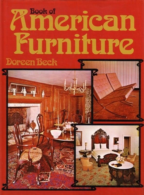 Doreen Beck - Book of American Furniture
