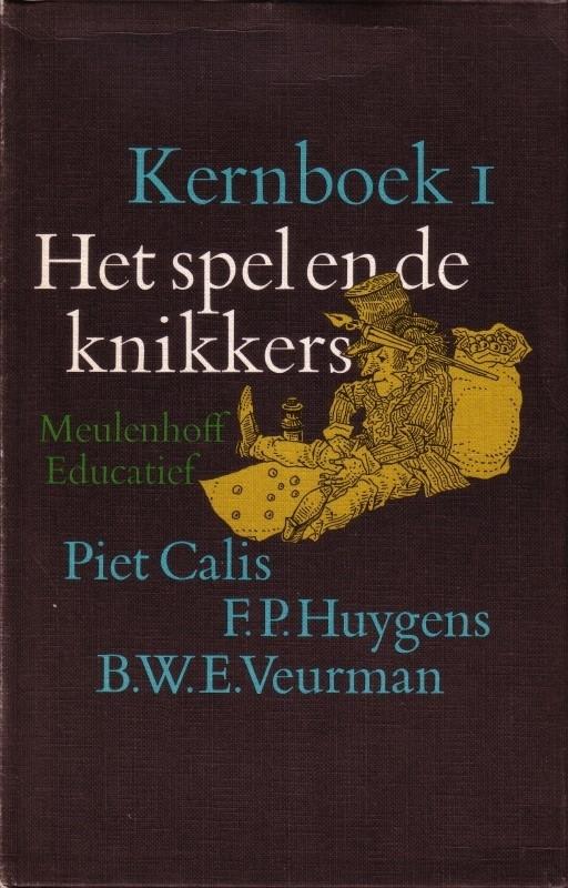 Kernboek I - Het spel en de knikkers