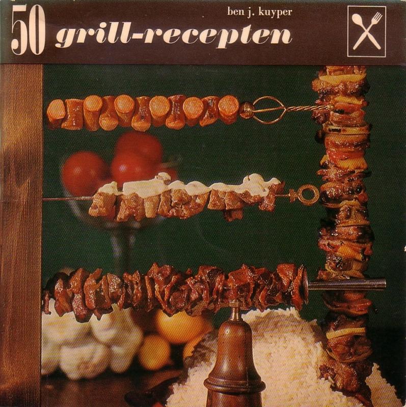 50 grill-recepten