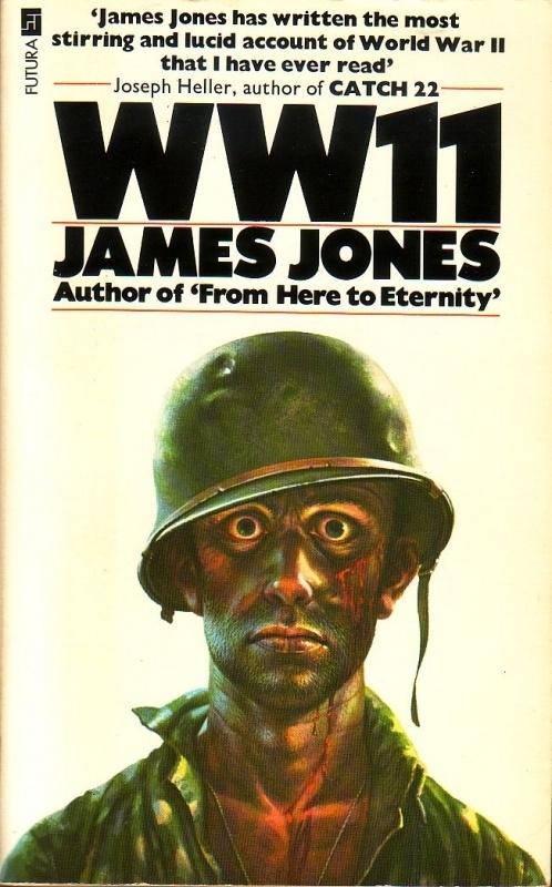 James Jones - WWII