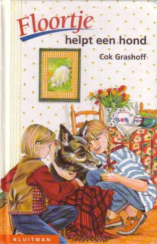 Cok Grashoff - Floortje helpt een hond