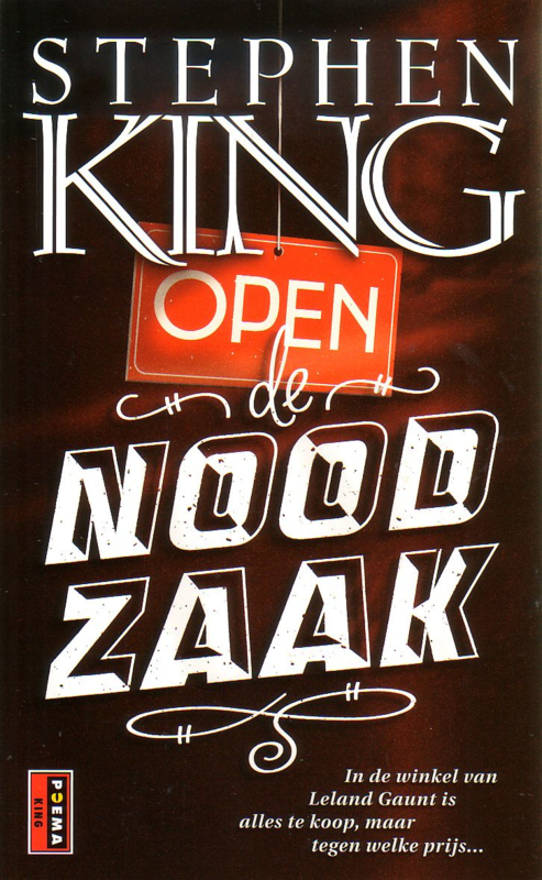 Stephen King - De NoodZaak