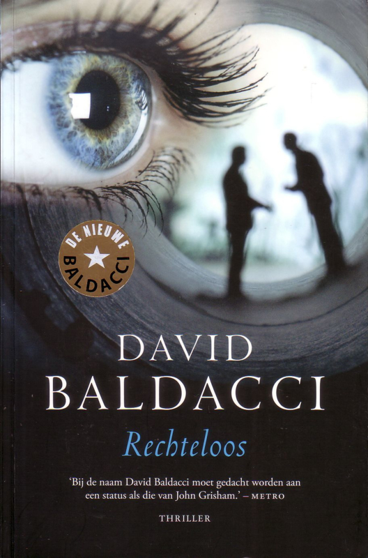 David Baldacci - Rechteloos