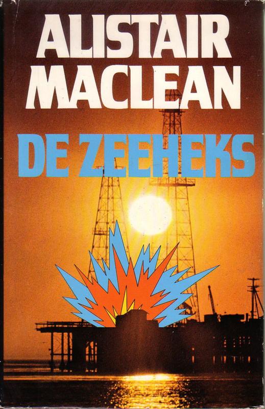 Alistair MacLean - De Zeeheks
