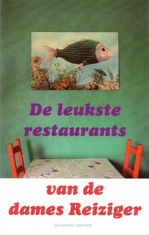 De leukste restaurants van de dames Reiziger