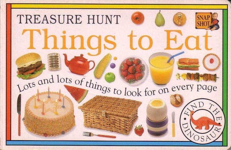 Treasure Hunt - Things to Eat