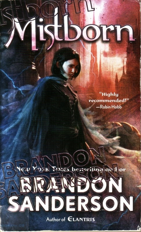 Brandon Sanderson - Mistborn: The Final Empire