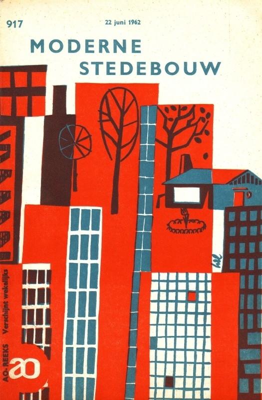 AO-boekje 0917 - Moderne stedenbouw