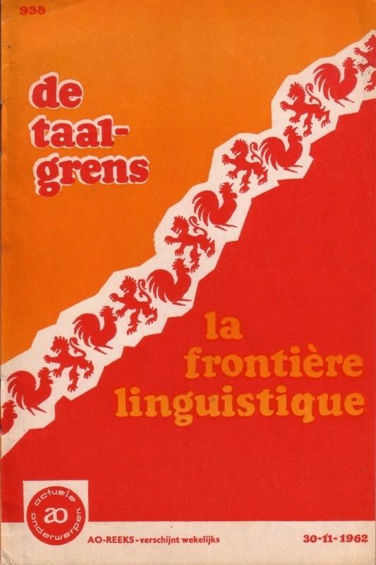 AO-boekje 0938 - De taalgrens