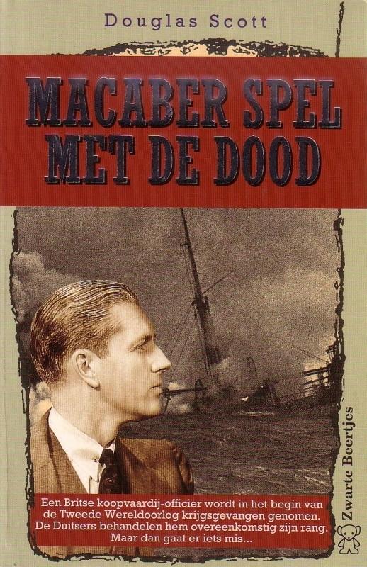 Douglas Scott - Macaber spel met de dood