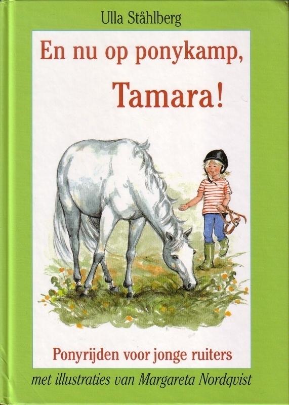Ulla Stahlberg - En nu op ponykamp, Tamara!