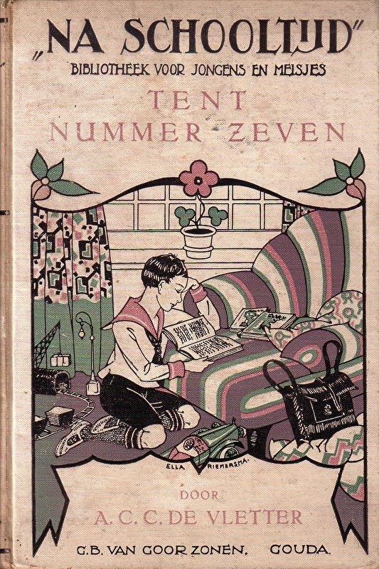 A.C.C. de Vletter - Tent nummer zeven