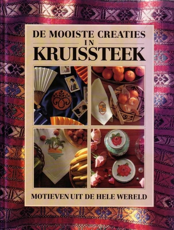 Jan Eaton - De mooiste creaties in kruissteek