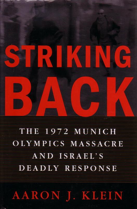 Aaron J. Klein - Striking Back