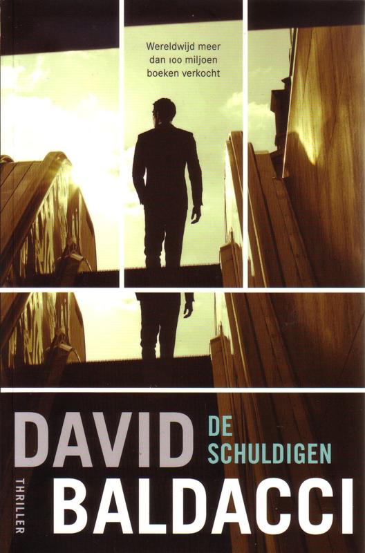 David Baldacci - De schuldigen