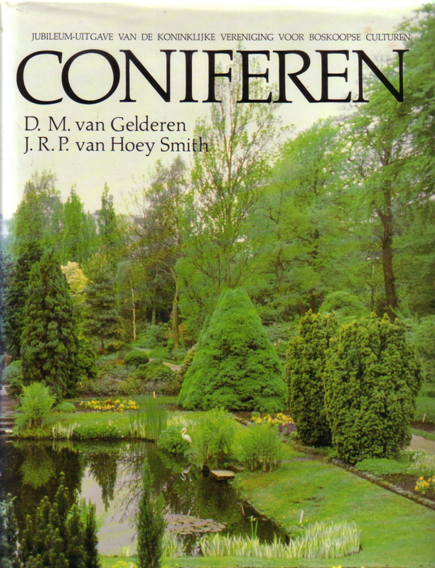 D.M. van Gelderen/J.R.P. van Hoey Smith - Coniferen
