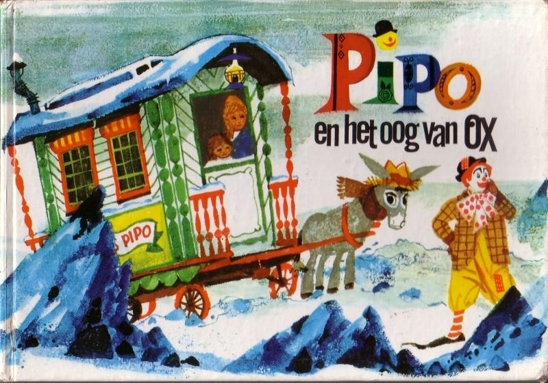 Wim Meuldijk - Pipo en het oog van Ox