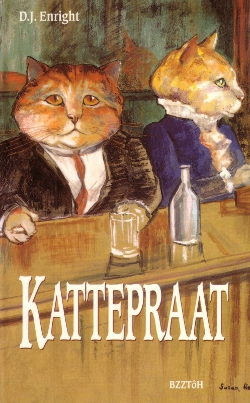 D.J. Enright - Kattepraat