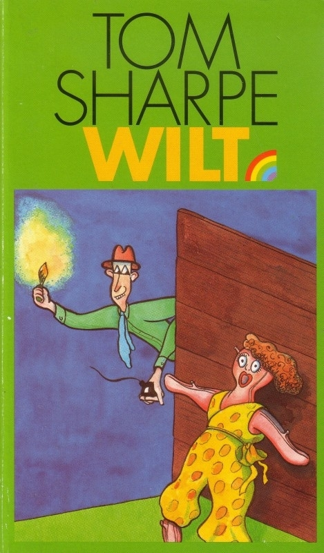 Tom Sharpe - Wilt