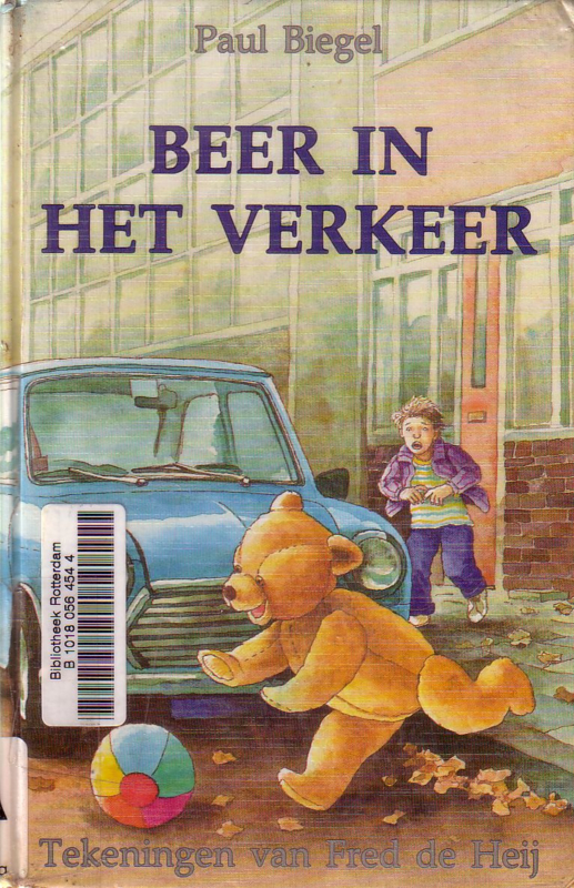 Paul Biegel - Beer in het verkeer