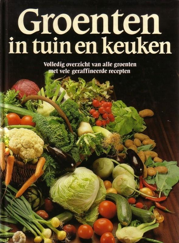 Groenten in tuin en keuken
