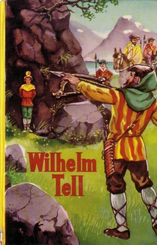 Yolande de Jong - Wilhelm Tell