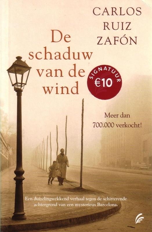 Carlos Ruiz Zafón - De schaduw van de wind + Giorgio Faletti - Ik dood