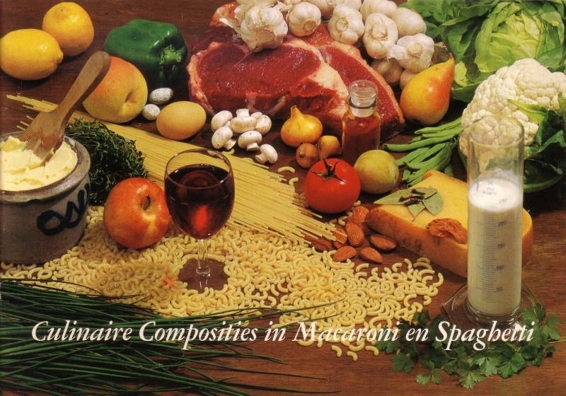 Culinaire Composities in Macaroni en Spaghetti