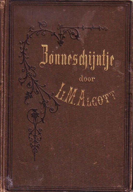 Louisa M. Alcott - Zonneschijntje