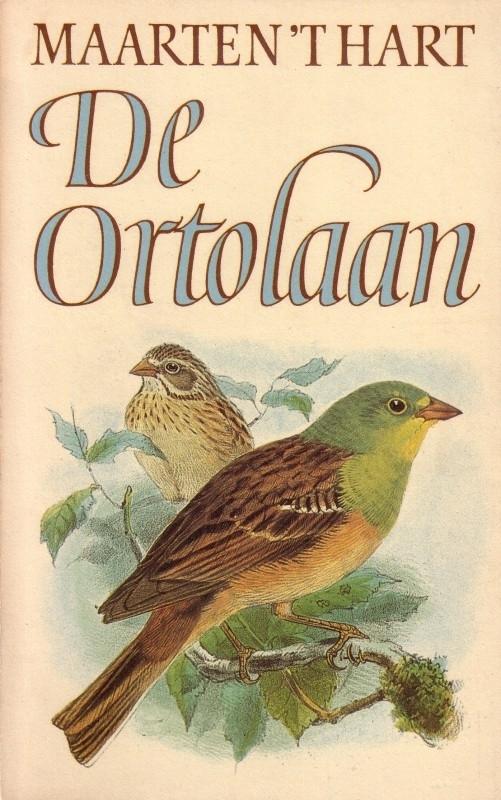 Maarten `t Hart - De ortolaan
