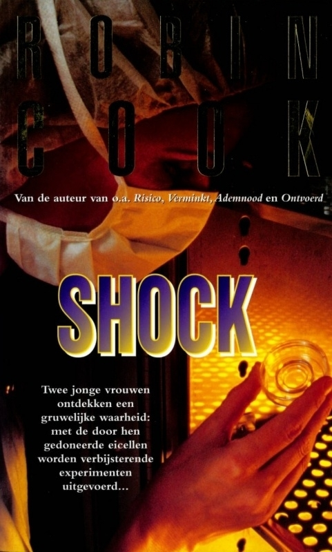 Robin Cook - Shock