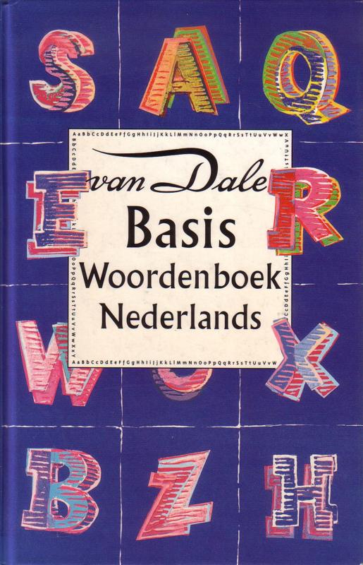 Van Dale Basiswoordenboek van de Nederlandse taal