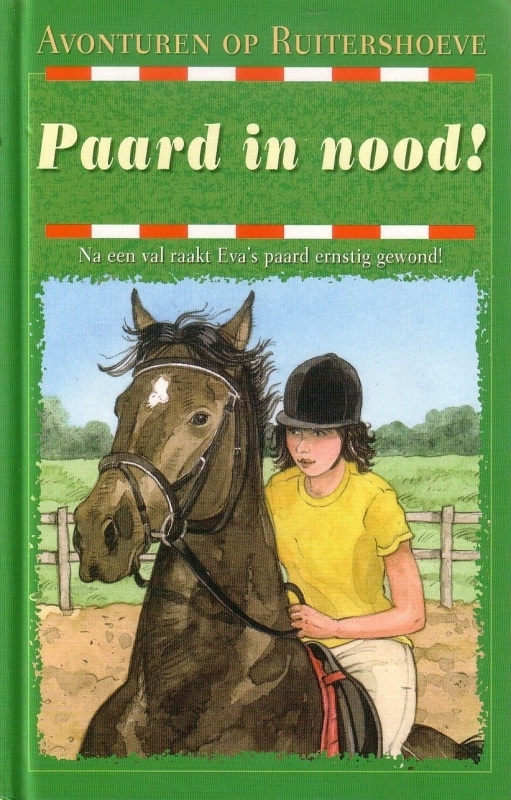 Avonturen op Ruitershoeve - Paard in nood!