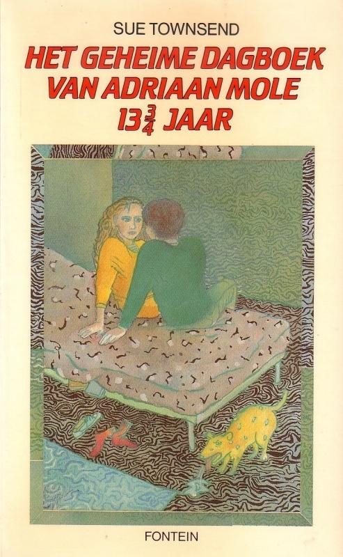 Sue Townsend - Het geheime dagboek van Adriaan Mole 13 3/4 jaar