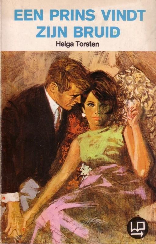 Pocketclub/LP reeks 80S: Helga Torsten - Een prins vindt zijn bruid