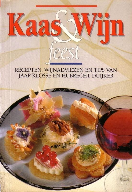 Kaas & Wijn feest