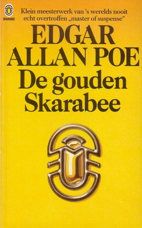Edgar Allan Poe - De gouden Skarabee