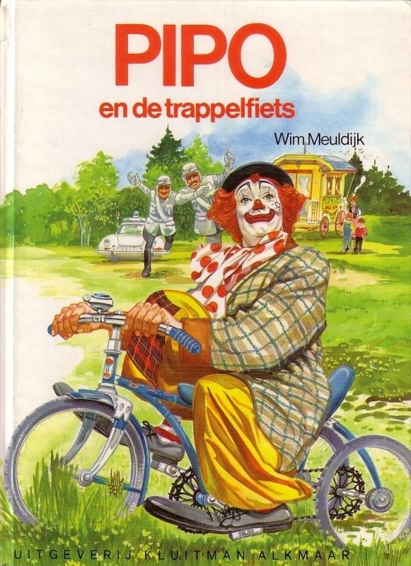 Wim Meuldijk - Pipo en de trappelfiets