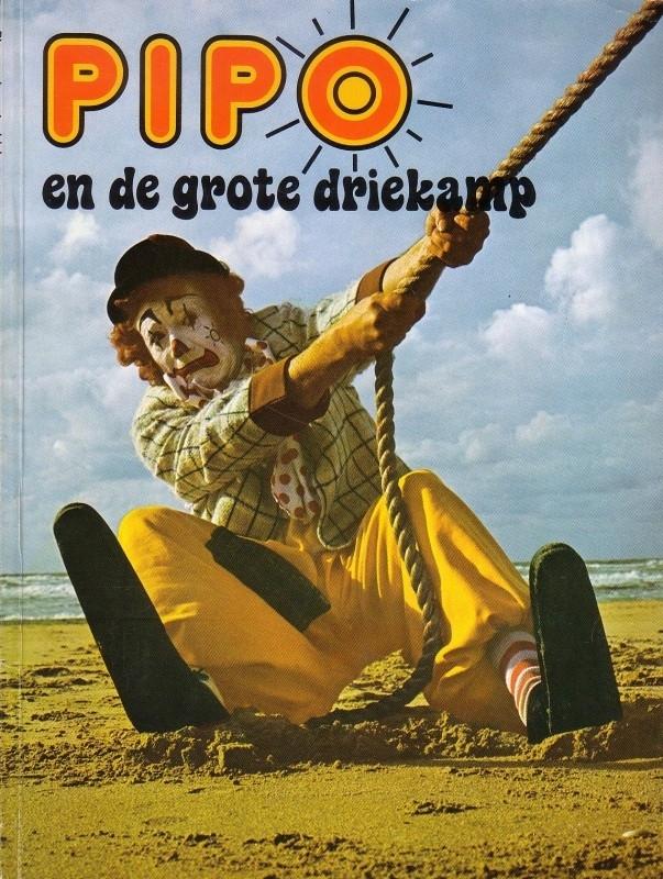 Wim Meuldijk - Pipo en de grote driekamp